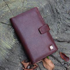 特价 进口纯牛皮商务卡包男士女士长款真皮证件包多卡位银行卡包