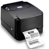 TSC B-2404双马达升级机型条码标签打印机 稳定之王
