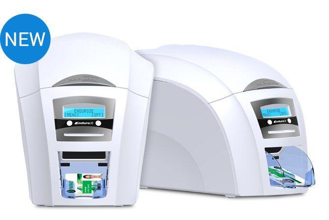 Enduro3E desktop ID card printer